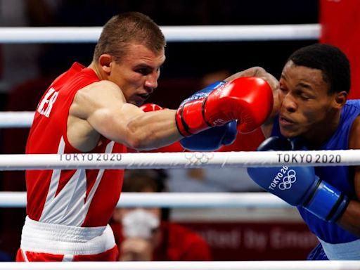 El colombiano Ávila y el dominicano Cedeño se quedan sin medallas en el boxeo