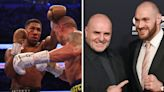 Fury's dad claims Joshua flopped against Usyk and has no chance against Tyson