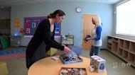 Palm Beach County school creates 'mindfulness room' focusing on mental health ahead of new school year