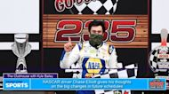 Chase Elliott reacts to the 2021 NASCAR schedule