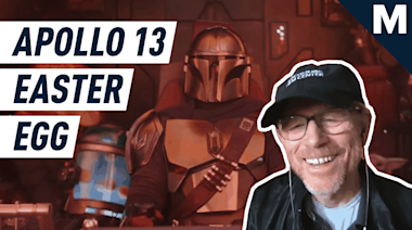Ron Howard on Bryce Dallas Howard's homage to 'Apollo 13' in 'The Mandalorian'