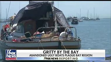 Police in San Francisco Bay area crack down on people living on boats