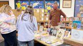 Outside entities offer fresh selection at Salamanca school book fair