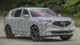 2022 Acura MDX spy photos show more athletic, TLX-inspired body