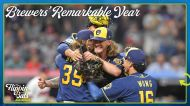 The Brewers are a top three team in the MLB – Ben Verlander | Flippin' Bats