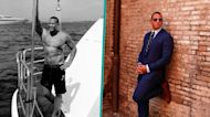 Alex Rodriguez Shows Off His Toned Body While Taking An Outdoor Shower On Yacht