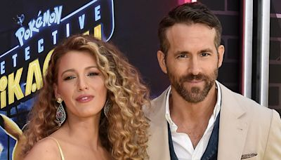 Blake Lively Has the Best Response to Ryan Reynolds' Dating Music Video