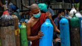 Residents: Myanmar leaders use pandemic as political weapon