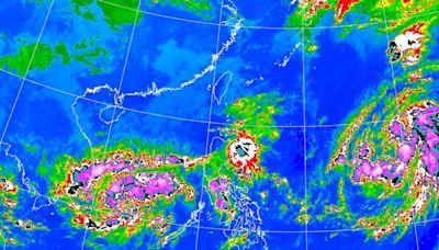 瑪瑙颱風今恐生成!大迴轉路徑出爐 一圖秒懂雨怎麼下