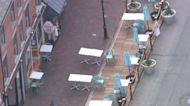 Newburyport unveils new outdoor dining parklets