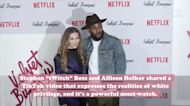 "Watch Stephen ""tWitch"" Boss and Allison Holker's powerful video about the realities of white privilege"