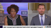 Democrat Eric Swalwell rants GOP 'a pro-slavery, anti-police party' in MSNBC interview