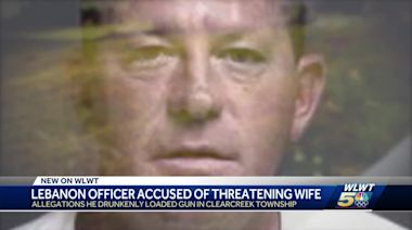 Lebanon police officer on leave following domestic violence arrest