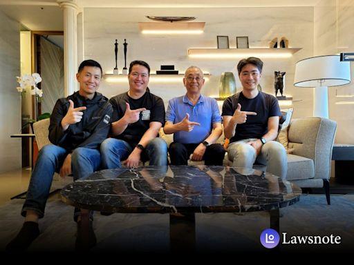 疫情加速數位需求 台灣法律科技新創Lawsnote獲美投資人青睞 - 自由財經