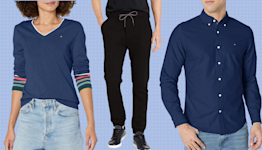 Tommy Hilfiger fashion basics are up to 60 percent off on Amazon — but only 'til midnight