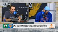 Why Knicks could be scary in 2021-22 NBA playoffs   Carton & Roberts