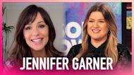 Jennifer Garner Promises To Name Her Chicken Kelly Cluck-son