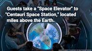 Disney World Reveals Sneak Peek of Space 220, Its Latest Fine Dining Option