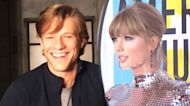 Lucas Till Reveals What It Was Like Working With Taylor Swift, Miley Cyrus and Jennifer Lawrence