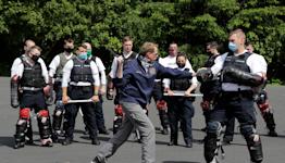 '71 gets a gun': Graduates of Washington's police training academy unprepared to patrol streets, law enforcement leaders say