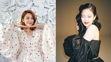 Jenn Im、倪晨曦、Blackpink Jennie超愛泡泡袖|復古優雅的泡泡袖穿搭分享|Maje、Red Valentino等牌子的泡泡袖單品推介