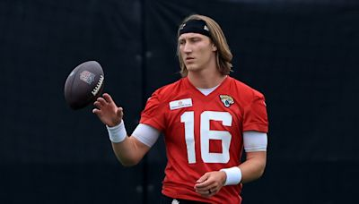 How we'd wager on rookie numbers for Trevor Lawrence, Zach Wilson in 2021