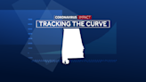 Coronavirus in Alabama: Tracking the curve, latest map and case data