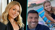 Kelly Ripa Claps Back After Fan Claims She Used Filter On Selfie With Mark Consuelos