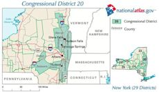 New York's 20th congressional district