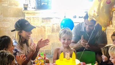 Jessie James Decker Defends Having a 'Small Group' of Kids Over to Celebrate Son's Birthday