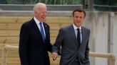 Biden Phone Call With Macron on Sub Deal Expected Soon -White House