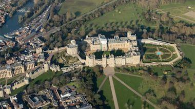 皇室保安驚魂|情侶闖溫莎莊園被捕 溫莎堡一周內第二宗保安事故 | 蘋果日報