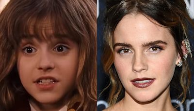 THEN AND NOW: The cast of the 'Harry Potter' films over 19 years later
