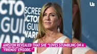 So Sweet! Watch Masked Courteney Cox Cuddle With Jennifer Aniston and Dogs