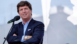 Tucker Carlson claims US military vaccine mandate is 'purity test' for 'sincere Christians'