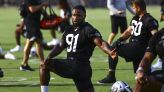 Raiders have their work cut out for them in training camp