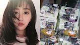 珉娥28歲生日快樂! 經紀公司更新近況⋯點開照片有洋蔥