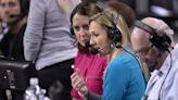 Q&A: Kate Scott on calling Blues-Blackhawks, inspiring young girls