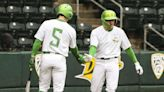Fall practices are underway for Oregon baseball