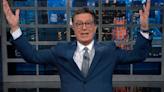 "Stephen Colbert Celebrates ""Crushing Humiliation"" For GOP As Arizona Election Audit Reaffirms Biden's Victory"
