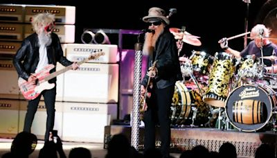 ZZ Top return to adopted hometown of Memphis for Orpheum concert following passing of bassist Dusty Hill