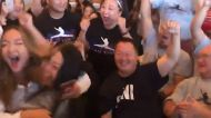 WATCH: Family of Suni Lee erupts in celebration when gymnast wins gold at Olympics
