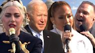 Inauguration 2021: Watch Jennifer Lopez, Lady Gaga, and Garth Brooks Deliver Patriotic Performances