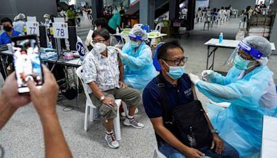 泰國防疫鬆綁 10月起「完整接種疫苗者」入境隔離縮短至7天