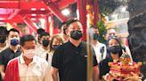 T1聯盟/台中太陽鎮瀾宮參拜 祈求健康、奪冠軍