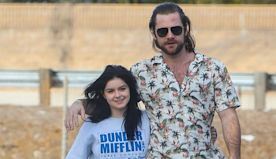 Ariel Winter Shares Her 'First Pic' With Boyfriend Luke Benward For IG Challenge & It's So Cute