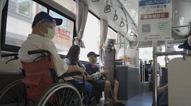 溫馨接送情 大台南公車投入抗疫行列