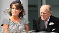 Princess Eugenie Reveals Sentimental Wedding Gift She Received From Prince Philip