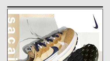陳冠希愛不釋手的時裝品牌Sacai,與Nike的聯名跑鞋居然這麼酷