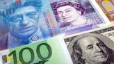 歐元走貶、美元指數漲 交投隨風險胃口震盪